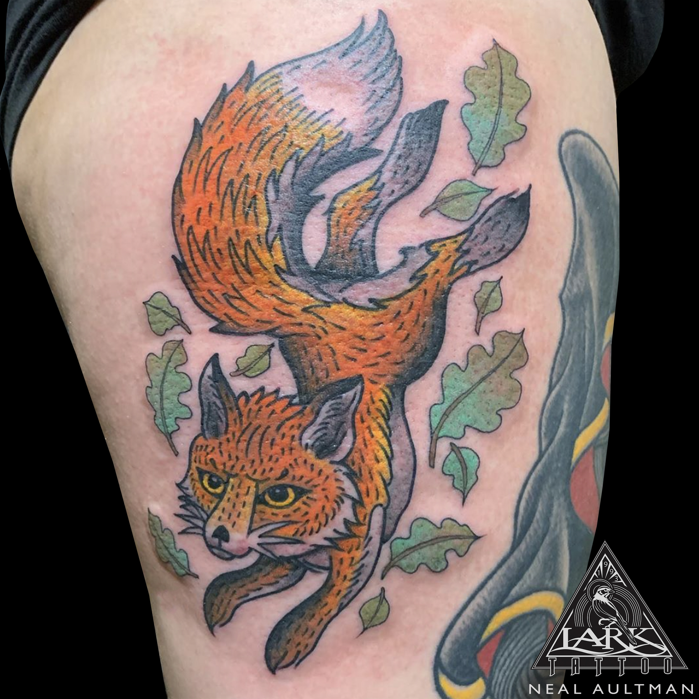 LarkTattoo, Fox, FoxTattoo, Animal, AnimalTattoo, ColorTattoo , NealAultman, NealAultmanTattoo, NealAultmanLarkTattoo, Tattoo, Tattoos , TattooArtist, Tattoist, Tattooer, LongIslandTattooArtist, LongIslandTattooer, LongIslandTattoo, TattooOfTheDay, Tat, Tats, Tatts, Tatted, Inked, Ink, TattooInk, AmazingInk, AmazingTattoo, BodyArt, LarkTattooWestbury, Westbury, LongIsland, NY, NewYork, USA, Art, Tattedup, InkedUp, LarkTattoos