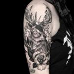 LarkTattoo, KaileeLove, KaileeLoveLarkTattoo, Tattoo, Tattoos, Deer, DeerTattoo, Animal, AnimalTattoo, Rose, RoseTattoo, Nature, NatureTattoo, Mushroom, MushroomTattoo, BNG, BNGTattoo, BlackAndGray, BlackAndGrayTattoo, BlackAndGrey, BlackAndGreyTattoo, HalfSleeve, HalfSleeveTattoo, TattooArtist, Tattoist, Tattooer, LongIslandTattooArtist, LongIslandTattooer, LongIslandTattoo, TattooOfTheDay, Tat, Tats, Tatts, Tatted, Inked, Ink, TattooInk, AmazingInk, AmazingTattoo, BodyArt, LarkTattooWestbury, Westbury, LongIsland, NY, NewYork, USA, Art, Tattedup, InkedUp, LarkTattoos