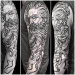 LarkTattoo, KaileeLove, KaileeLoveLarkTattoo, Tattoo, Tattoos, Poseidon, PoseidonTattoo, Mythology, MythologyTattoo, BNG, BNGTattoo, BNGInksociety, BlackAndGray, BlackAndGrayTattoo, BlackAndGrey, BlackAndGreyTattoo, FullSleeve, FullSleeveTattoo, TattooSleeve, SleeveTattoo, LargeScaleTattoo, FullArmTattoo, ArmTattoo, FemaleTattooer, FemaleArtist, LadyTattooer, TattooArtist, Tattoist, Tattooer, LongIslandTattooArtist, LongIslandTattooer, LongIslandTattoo, TattooOfTheDay, Tat, Tats, Tatts, Tatted, Inked, Ink, TattooInk, AmazingInk, AmazingTattoo, BodyArt, LarkTattooWestbury, Westbury, LongIsland, NY, NewYork, USA, Art, Tattedup, InkedUp, LarkTattoos