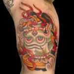 #LarkTattoo #MattEllis #MattEllisLarkTattoo #Tattoo #Tattoos #ColorTattoo #SkullArt #Japanese #JapaneseTattoo #Skull #SkullTattoo #TibetanSkull #TibetanSkullTattoo #Kapala #KapalaTattoo #BicepTattoo #TattooArtist #Tattoist #Tattooer #LongIslandTattooArtist #LongIslandTattooer #LongIslandTattoo #TattooOfTheDay #Tat #Tats #Tatts #Tatted #Inked #Ink #TattooInk #AmazingInk #AmazingTattoo #BodyArt #LarkTattooWestbury #Westbury #LongIsland #NY #NewYork #USA #Art #Tattedup #InkedUp #LarkTattoos