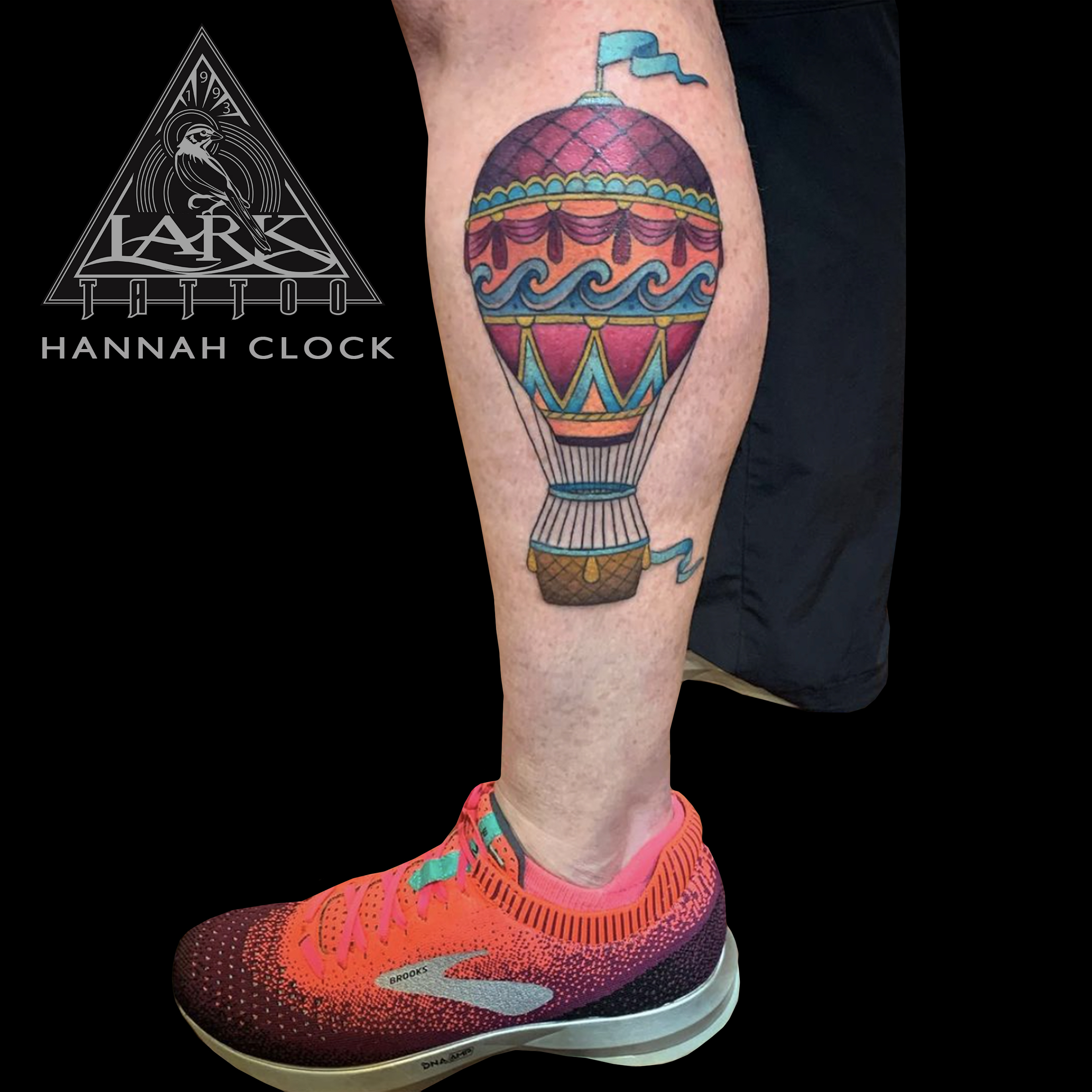 #LarkTattoo #HannahClock #HannahClockLarkTattoo #FemaleTattooer #FemaleArtist #LadyTattooer #Tattoo #Tattoos #ColorTattoo #HotAirBalloon #HotAirBalloonTattoo #Balloon #BalloonTattoo #CuteTattoo #LegTattoo #TattooArtist #Tattoist #Tattooer #LongIslandTattooArtist #LongIslandTattooer #LongIslandTattoo #TattooOfTheDay #Tat #Tats #Tatts #Tatted #Inked #Ink #TattooInk #AmazingInk #AmazingTattoo #BodyArt #LarkTattooWestbury #Westbury #LongIsland #NY #NewYork #USA #Art #Tattedup #InkedUp #LarkTattoos