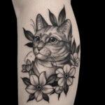 #LarkTattoo #KaileeLove #KaileeLoveLarkTattoo #Tattoo #Tattoos #Cat #CatTattoo #Cattoo #Feline #FelineTattoo #Animal #AnimalTattoo #BlackAndGray #BlackAndGrayTattoo #BlackAndGrey #BlackAndGreyTattoo #BNG #BNGTattoo #BNGInkSociety #CatLovers #Flower #FlowerTattoo #FemaleArtist #FemaleTattooer #FemaleTattooArtist #TattooArtist #Tattoist #Tattooer #LongIslandTattooArtist #LongIslandTattooer #LongIslandTattoo #TattooOfTheDay #Tat #Tats #Tatts #Tatted #Inked #Ink #TattooInk #AmazingInk #AmazingTattoo #BodyArt #LarkTattooWestbury #Westbury #LongIsland #NY #NewYork #USA #Art #Tattedup #InkedUp #LarkTattoos