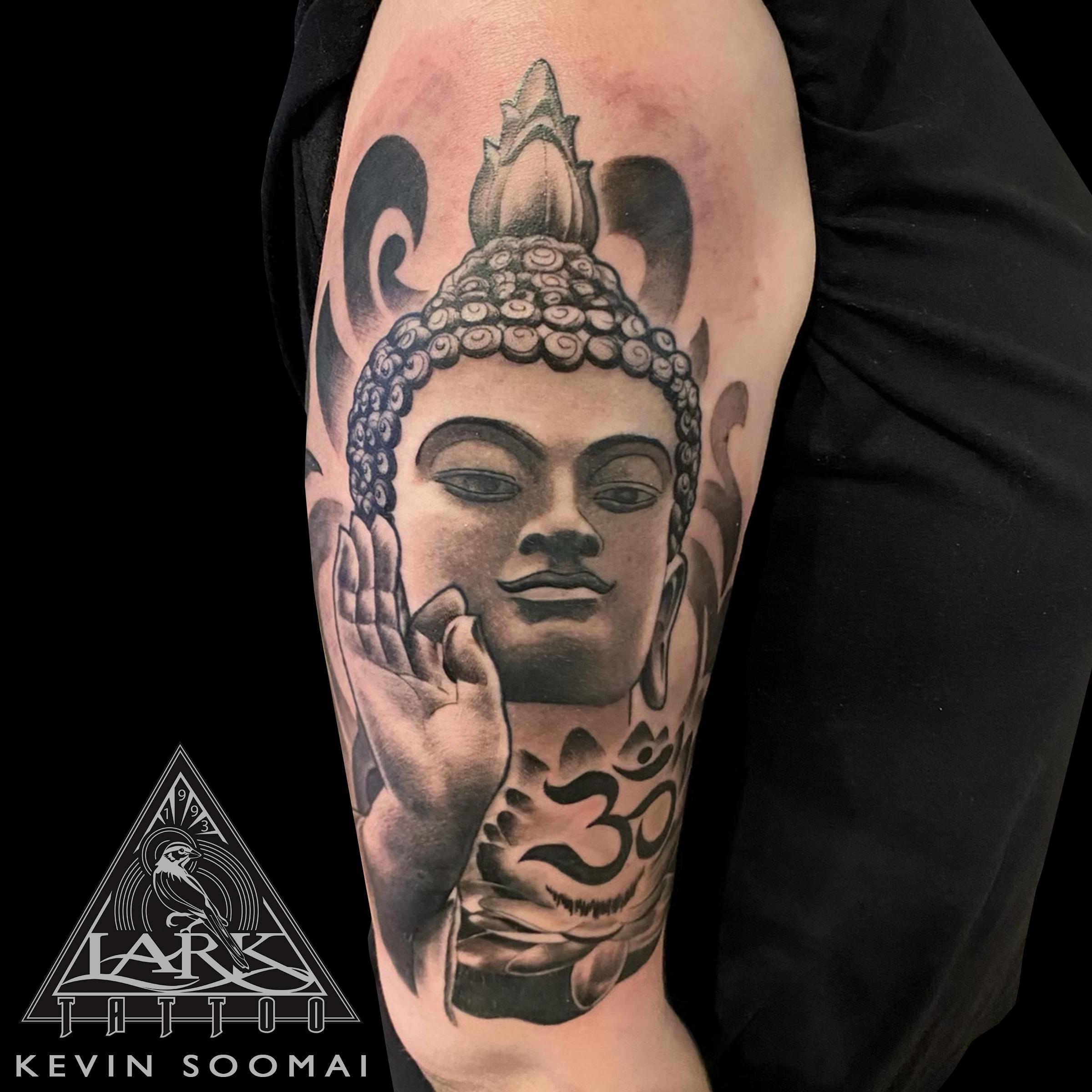 LarkTattoo, KevinSoomai, KevinSoomaiLarkTattoo, Tattoo, Tattoos, Siddhartha, SiddharthaTattoo, Siddharth, SiddharthTattoo, Buddhism, BuddhismTattoo, Gautamabuddha, GautamabuddhaTattoo, Zen, ZenTattoo, Om, OmTattoo, Lotus, LotusTattoo, BlackAndGray, BlackAndGrayTattoo, BlackAndGrey, BlackAndGreyTattoo, HalfSleeve, HalfSleeveTattoo , BNG, BNGTattoo, BNGInkSociety, TattooArtist, Tattoist, Tattooer, LongIslandTattooArtist, LongIslandTattooer, LongIslandTattoo, TattooOfTheDay, Tat, Tats, Tatts, Tatted, Inked, Ink, TattooInk, AmazingInk, AmazingTattoo, BodyArt, LarkTattooWestbury, Westbury, LongIsland, NY, NewYork, USA, Art, Tattedup, InkedUp, LarkTattoos