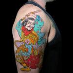 LarkTattoo, BruceKaplan, BruceKaplanLarkTattoo, Tattoo, Tattoos, Japanese, JapaneseTattoo, ColorTattoo, ArmTattoo, BicepTattoo, LargeTattoo, BoldColorTattoo, ColorbombTattoo, Samurai, SamuraiTattoo, Katana, KatanaTattoo, Bushido, BushidoTattoo, Kenjutsu, KenjutsuTattoo, Iaido, IaidoTattoo, TattooArtist, Tattoist, Tattooer, LongIslandTattooArtist, LongIslandTattooer, LongIslandTattoo, LarkTattooWestbury, TattooOfTheDay, Tat, Tats, Tatts, Tatted, Inked, Ink, TattooInk, AmazingInk, AmazingTattoo, BodyArt , Westbury, LongIsland, NY, NewYork, USA, Art, Tattedup, InkedUp, LarkTattoos