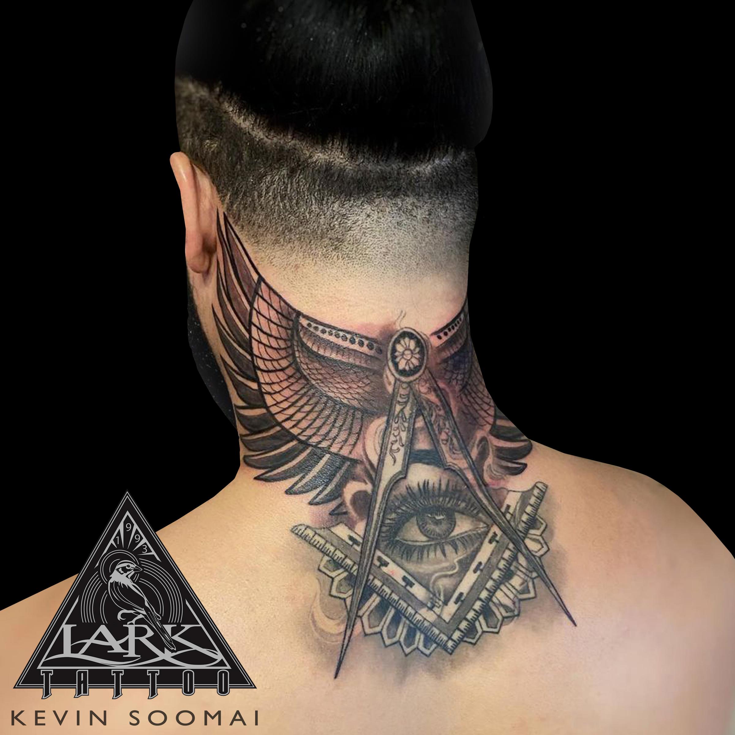 #LarkTattoo #KevinSoomai #KevinSoomaiLarkTattoo #Tattoo #Tattoos #AllSeeingEye #AllSeeingEyeTattoo #ShiningSquare #ShiningSquareTattoo #Compass #CompassTattoo #ShiningSquareAndCompass #ShiningSquareAndCompassTattoo #Masonic #MasonicTattoo #MasonicSquareAndCompass #MasonicSquareAndCompassTattoo #SquareAndCompass #SquareAndCompassTattoo #Freemason #FreemasonTattoo #BNG #BNGTattoo #BlackAndGray #BlackAndGrayTattoo #BlackAndGrey #BlackAndGreyTattoo #NeckTattoo #BackTattoo #TattooArtist #Tattoist #Tattooer #LongIslandTattooArtist #LongIslandTattooer #LongIslandTattoo #TattooOfTheDay #Tat #Tats #Tatts #Tatted #Inked #Ink #TattooInk #AmazingInk #AmazingTattoo #BodyArt #LarkTattooWestbury #Westbury #LongIsland #NY #NewYork #USA #Art #Tattedup #InkedUp #LarkTattoos